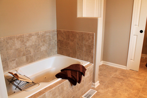 The Jamesport Master Bath